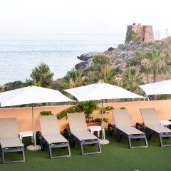 Отель Bahia Tropical Альмуньекар пляж фото 2