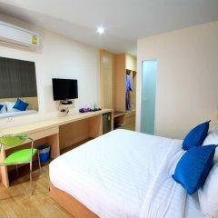 Отель S3 Residence Park Таиланд, Бангкок - 1 отзыв об отеле, цены и фото номеров - забронировать отель S3 Residence Park онлайн удобства в номере фото 2