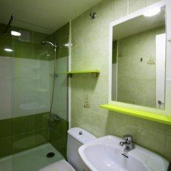 Отель Estudio 1034 - Montserrat 1-G Испания, Курорт Росес - отзывы, цены и фото номеров - забронировать отель Estudio 1034 - Montserrat 1-G онлайн ванная фото 2