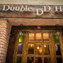Отель Double DD гостиничный бар