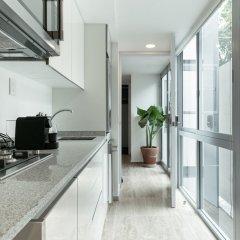 Апартаменты Delightful Studio in Hipodromo Мехико в номере