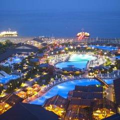 Limak Lara Deluxe Hotel & Resort балкон