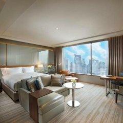 Отель Hilton Sukhumvit Bangkok Таиланд, Бангкок - отзывы, цены и фото номеров - забронировать отель Hilton Sukhumvit Bangkok онлайн комната для гостей фото 4