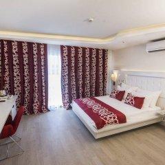 Отель Laguna Beach Alya Resort & SPA - All Inclusive Окурджалар комната для гостей фото 5