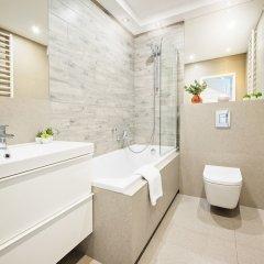 Отель Apartamenty Design Centrum ванная фото 2