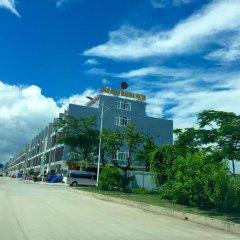 Отель Tuan Chau Marina Hotel Вьетнам, Халонг - отзывы, цены и фото номеров - забронировать отель Tuan Chau Marina Hotel онлайн спортивное сооружение