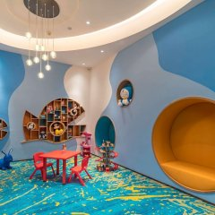 Отель Grand Mercure Oriental Ginza Шэньчжэнь детские мероприятия фото 2