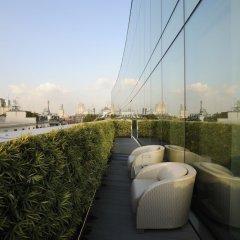 Отель Armani Hotel Milano Италия, Милан - 2 отзыва об отеле, цены и фото номеров - забронировать отель Armani Hotel Milano онлайн приотельная территория фото 2