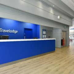 Отель Travelodge Brighton Seafront