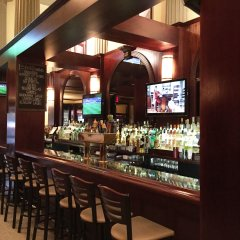 The Gregory Hotel гостиничный бар