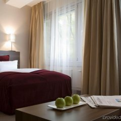 Отель LiViN Residence by Fleming´s Frankfurt - Seilerstraße Германия, Франкфурт-на-Майне - 1 отзыв об отеле, цены и фото номеров - забронировать отель LiViN Residence by Fleming´s Frankfurt - Seilerstraße онлайн комната для гостей фото 4