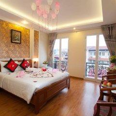 Отель Hang My Hotel Вьетнам, Ханой - отзывы, цены и фото номеров - забронировать отель Hang My Hotel онлайн комната для гостей фото 3