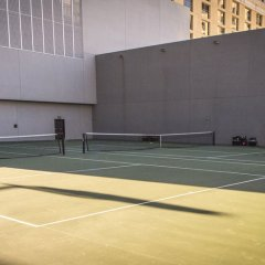 Отель Custom Condominiums At Jockey Club США, Лас-Вегас - отзывы, цены и фото номеров - забронировать отель Custom Condominiums At Jockey Club онлайн спортивное сооружение