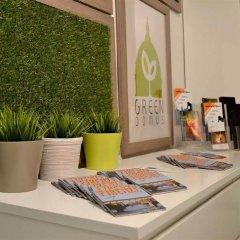 Отель Green Domus Италия, Флоренция - отзывы, цены и фото номеров - забронировать отель Green Domus онлайн интерьер отеля