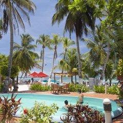 Отель Cocoplum Beach Колумбия, Сан-Луис - 1 отзыв об отеле, цены и фото номеров - забронировать отель Cocoplum Beach онлайн бассейн фото 3