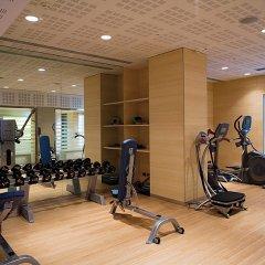 Отель T Hotel Италия, Кальяри - отзывы, цены и фото номеров - забронировать отель T Hotel онлайн фитнесс-зал фото 4