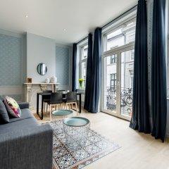 Отель Smartflats City - Saint-Adalbert Бельгия, Льеж - отзывы, цены и фото номеров - забронировать отель Smartflats City - Saint-Adalbert онлайн комната для гостей фото 3