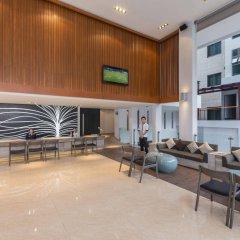 Отель The Charm Resort Phuket интерьер отеля