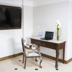Отель Casino Plaza Гвадалахара удобства в номере фото 2