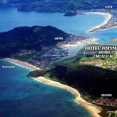 Отель Solymar пляж