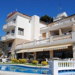 Отель Bonsol Испания, Льорет-де-Мар - 2 отзыва об отеле, цены и фото номеров - забронировать отель Bonsol онлайн бассейн фото 2