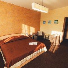 Гостиница Шале на Комсомольском комната для гостей