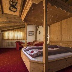 Hotel Garni San Nicolò Долина Валь-ди-Фасса комната для гостей