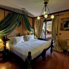 Отель Hôtel Fenua Mata'i'oa комната для гостей