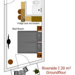 Отель Room 5 Apartments Австрия, Зальцбург - отзывы, цены и фото номеров - забронировать отель Room 5 Apartments онлайн фото 3