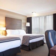 Отель Sandman Hotel Vancouver City Centre Канада, Ванкувер - отзывы, цены и фото номеров - забронировать отель Sandman Hotel Vancouver City Centre онлайн комната для гостей фото 5