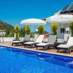 Villa with Private Pool Hisaronu Турция, Олудениз - отзывы, цены и фото номеров - забронировать отель Villa with Private Pool Hisaronu онлайн бассейн фото 2