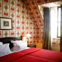 Отель Prince De Conti Франция, Париж - отзывы, цены и фото номеров - забронировать отель Prince De Conti онлайн комната для гостей фото 4