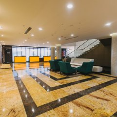 Гостиница DoubleTree by Hilton Tyumen в Тюмени - забронировать гостиницу DoubleTree by Hilton Tyumen, цены и фото номеров Тюмень интерьер отеля