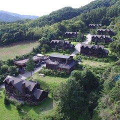 Отель Chalet Resort Южная Корея, Пхёнчан - отзывы, цены и фото номеров - забронировать отель Chalet Resort онлайн фото 3