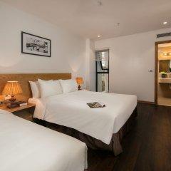 Отель Sunline Paon Hotel Вьетнам, Ханой - отзывы, цены и фото номеров - забронировать отель Sunline Paon Hotel онлайн комната для гостей фото 3