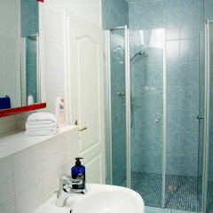Отель Gastehaus Stadt Metz ванная фото 2