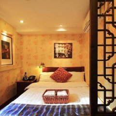 Shanghai Memory Hotel комната для гостей фото 5