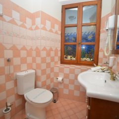 Отель Monte Cristo Черногория, Котор - отзывы, цены и фото номеров - забронировать отель Monte Cristo онлайн ванная