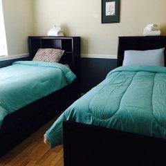 Отель Traveler's Bed & Breakfast Hostel США, Лас-Вегас - отзывы, цены и фото номеров - забронировать отель Traveler's Bed & Breakfast Hostel онлайн комната для гостей фото 3