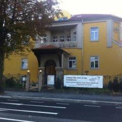 Отель Villa De Baron Германия, Дрезден - отзывы, цены и фото номеров - забронировать отель Villa De Baron онлайн парковка