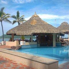 Отель The Palms Resort of Mazatlan бассейн