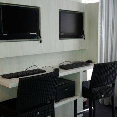Отель Holiday Inn Hamburg удобства в номере