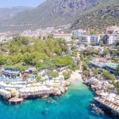 Отель EKICI Каш пляж фото 2
