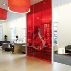 Отель Novotel Brussels Off Grand Place Бельгия, Брюссель - 4 отзыва об отеле, цены и фото номеров - забронировать отель Novotel Brussels Off Grand Place онлайн интерьер отеля фото 2