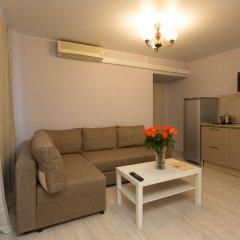 Апартаменты на Поварской комната для гостей