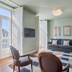 Апартаменты Chiado Camões - Lisbon Best Apartments комната для гостей фото 4