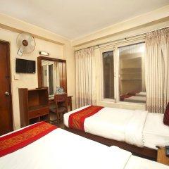 Отель OYO 144 Hotel Zhonghau Непал, Катманду - отзывы, цены и фото номеров - забронировать отель OYO 144 Hotel Zhonghau онлайн фото 5