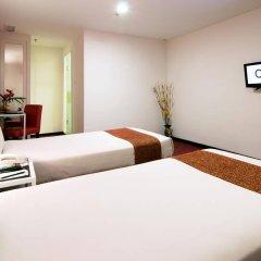 Отель Citin Masjid Jamek by Compass Hospitality Малайзия, Куала-Лумпур - 2 отзыва об отеле, цены и фото номеров - забронировать отель Citin Masjid Jamek by Compass Hospitality онлайн спа фото 2