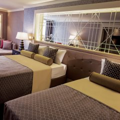Отель Mercure Istanbul Bomonti комната для гостей