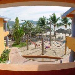 Hotel Villa Mexicana балкон